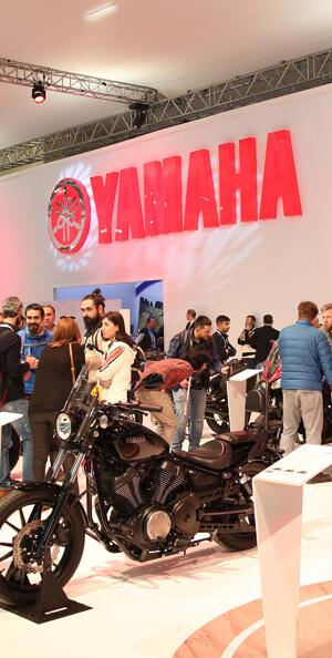 YAMAHA MOTOSHOW